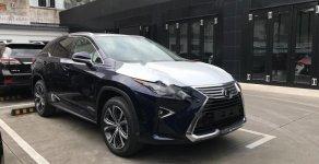Cần bán xe Lexus RX 350 năm sản xuất 2018, màu đen, nhập khẩu giá 3 tỷ 990 tr tại Tp.HCM