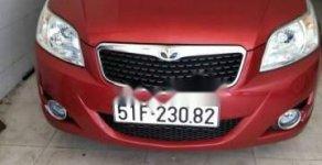 Bán ô tô Daewoo GentraX 2009, màu đỏ, xe nhập giá 350 triệu tại Tp.HCM