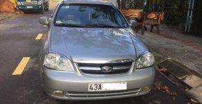 Bán Daewoo Lacetti đời 2009, màu bạc, 205 triệu giá 205 triệu tại Đà Nẵng