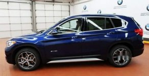 Cần bán xe BMW X1 sản xuất năm 2018, màu xanh lam, nhập khẩu giá 1 tỷ 829 tr tại Tp.HCM