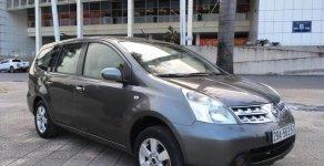 Cần bán xe Nissan Grand Livina 1.8MT sản xuất năm 2012, màu xám (ghi) giá 255 triệu tại Hà Nội