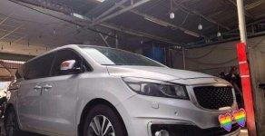 Bán Kia Sedona 2.2 DATH đời 2016, màu bạc, xe nhập giá 1 tỷ 50 tr tại Tp.HCM