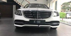 Bán xe Mercedes S450L sản xuất 2018, màu trắng giá 4 tỷ 199 tr tại Hà Nội