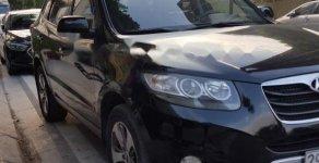 Cần bán lại xe Hyundai Santa Fe 2.0L năm sản xuất 2012, màu đen, xe nhập, 750tr giá 750 triệu tại Hà Nội