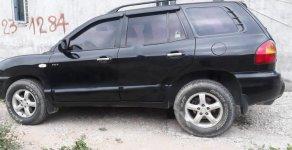 Bán Hyundai Santa Fe Gold 2.0 AT sản xuất 2005, màu đen, xe nhập như mới, 285tr giá 285 triệu tại Hà Nội