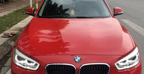 BMW 118i màu đỏ/đen sản xuất 2015, đăng ký 2016, nhập khẩu Đức, biển Hà Nội giá 999 triệu tại Hà Nội