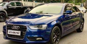 Cần bán xe Audi A4 năm 2015, màu xanh, xe nhập giá 1 tỷ 190 tr tại Tp.HCM