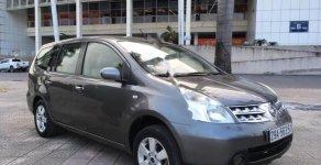 Cần bán Nissan Grand Livina 1.8MT sản xuất năm 2012, màu xám số sàn giá 255 triệu tại Hà Nội