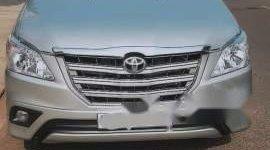 Bán Toyota Innova năm sản xuất 2015, màu bạc giá 580 triệu tại Gia Lai