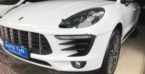 Cần bán lại xe Porsche Macan năm 2014, màu trắng, nhập khẩu như mới giá 2 tỷ 580 tr tại Hà Nội
