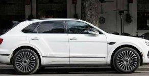 Bán Bentley Bentayga 2017, màu trắng, xe nhập giá 10 tỷ 650 tr tại Tp.HCM