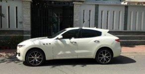 Bán ô tô Maserati Levante năm sản xuất 2018, màu trắng, nhập khẩu nguyên chiếc giá 5 tỷ 890 tr tại Tp.HCM