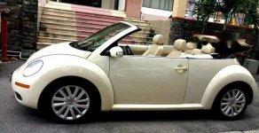 Bán Volkswagen Beetle Sport 2008, màu kem (be), xe nhập chính chủ, giá chỉ 658 triệu giá 658 triệu tại Tp.HCM