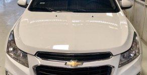 Bán Chevrolet Cruze 1.6LT năm sản xuất 2017, màu trắng, giá chỉ 458 triệu giá 458 triệu tại Tp.HCM