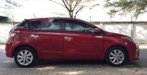 Cần bán lại xe Toyota Yaris G AT đời 2015, màu đỏ, nhập khẩu nguyên chiếc số tự động giá 545 triệu tại Tp.HCM