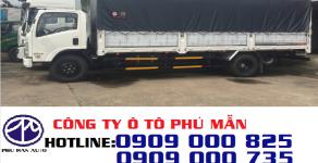 Bán xe tải Isuzu 8.2 tấn- 8.2T- 8T2 hỗ trợ trả góp bao đậu  giá 700 triệu tại Tp.HCM