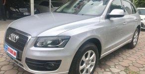 Bán Audi Q5 model 2012, màu bạc, nhập khẩu giá 1 tỷ 60 tr tại Hà Nội