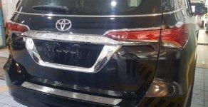 Bán xe Toyota Fortuner 4x4AT năm 2018, màu đen, nhập khẩu giá 1 tỷ 354 tr tại Hà Nội