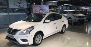 Cần bán Nissan Sunny 1.5 AT sản xuất 2018, màu trắng giá 498 triệu tại Hà Nội