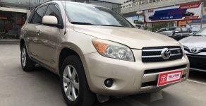 Bán xe Toyota RAV 4 Limited 2.5 AT 2007 - màu vàng cát giá 520 triệu tại Hà Nội