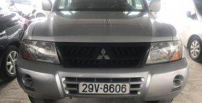 Cần bán lại xe Mitsubishi Pajero sản xuất 2004, màu bạc, giá tốt giá 255 triệu tại Hà Nội