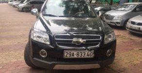 Cần bán xe Chevrolet Captiva LTZ 2.4 AT sản xuất năm 2008, màu đen số tự động giá 350 triệu tại Hà Nội