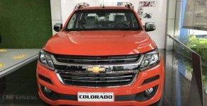 Bán xe Chevrolet Colorado đời 2018, nhập khẩu nguyên chiếc giá 651 triệu tại Tp.HCM