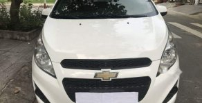 Bán xe Chevrolet Spark 2016, màu trắng giá 225 triệu tại Tp.HCM