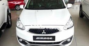 Bán xe Mitsubishi Mirage 1.2 CVT năm 2018, màu trắng, xe nhập giá 450 triệu tại Hải Phòng