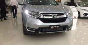 Bán ô tô Honda CR V năm 2018, màu bạc, nhập khẩu Thái giá 1 tỷ 83 tr tại Tp.HCM