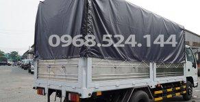 Cần bán xe Isuzu 2T4 thùng bạt QKR 270 2018, màu trắng giá 510 triệu tại Bình Dương