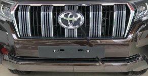 Bán Toyota Prado 2.7 VX nhập khẩu nguyên chiếc, màu nâu giao xe ngay, hỗ trợ vay tới 85% giá 2 tỷ 340 tr tại Hà Nội