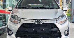 Cần bán Toyota Wigo đời 2018, màu bạc, nhập khẩu, giá chỉ 405 triệu giá 405 triệu tại Hà Nội