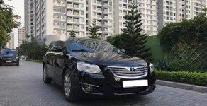 Bán Toyota Camry 2.4G đời 2009, màu đen xe gia đình giá 535 triệu tại Hà Nội