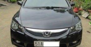 Cần bán lại xe Honda Civic 1.8AT năm 2011, màu đen chính chủ, giá 465tr giá 465 triệu tại Tp.HCM