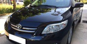 Cần bán gấp Toyota Altis 2009, số sàn, màu đen cực xịn giá 398 triệu tại Tp.HCM