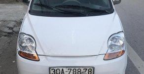 Bán ô tô Chevrolet Spark đời 2009, màu trắng giá 86 triệu tại Hà Nội