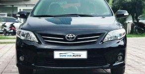 Bán Toyota Corolla altis 1.8AT đời 2013, màu đen, giá tốt giá 598 triệu tại Hà Nội