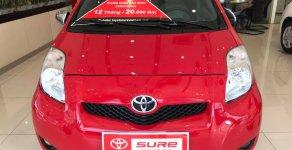 Cần bán Toyota Yaris 1.3 đời 2010, màu đỏ, xe nhập giá cạnh tranh giá 410 triệu tại Hà Nội