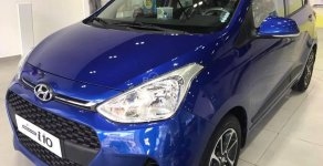 Bán Hyundai I10 1.2 MT full option màu xanh xe giao ngay, hỗ trợ vay trả góp, Hotline 0903175312 giá 370 triệu tại Tp.HCM