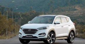 Bán Hyundai Tucson năm sản xuất 2018, màu trắng giá 200 triệu tại Hà Nội