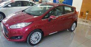 Bán ô tô Ford Fiesta S 1.0 AT Ecoboost đời 2018, màu đỏ, 510tr giá 510 triệu tại Hà Nội