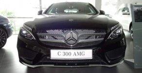 Cần bán xe Mercedes C300 AMG đời 2018, màu đen, nhập khẩu nguyên chiếc giá 1 tỷ 949 tr tại Tp.HCM