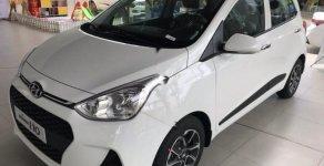 Bán Hyundai Grand i10 1.2 AT năm sản xuất 2018, màu trắng, 405tr giá 405 triệu tại Tp.HCM