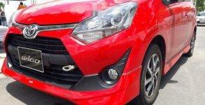 Bán Toyota Wigo năm sản xuất 2018, màu đỏ, nhập khẩu, giá chỉ 405 triệu giá 405 triệu tại Tp.HCM