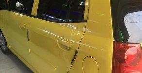 Bán ô tô Kia Morning SX sản xuất năm 2010, màu vàng giá 235 triệu tại Tp.HCM