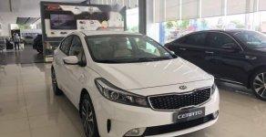 Cần bán xe Kia Cerato S đời 2018, màu trắng giá 499 triệu tại Cần Thơ