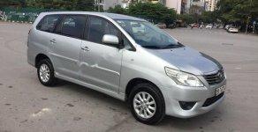 Bán Toyota Innova 2.0E sản xuất năm 2013, màu bạc số sàn giá cạnh tranh giá 525 triệu tại Hà Nội