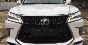 Cần bán Lexus LX 570S Supersport đời 2018, màu trắng, nhập khẩu nguyên chiếc rất đẹp giá 1 tỷ 600 tr tại Tây Ninh