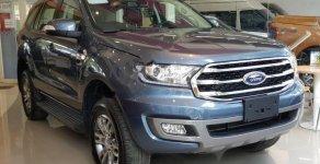 Bán Ford Everest 2.0L sản xuất 2018, màu xanh lam, nhập khẩu  giá 999 triệu tại Tp.HCM